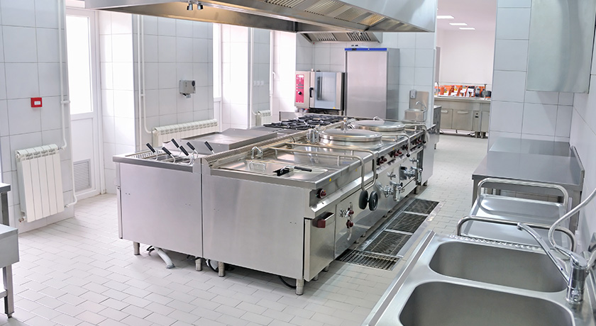 For The Food Industry Hotel Kitchen Sector Bavariapool